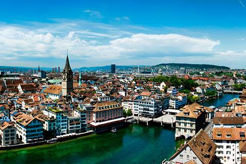 Student Life in Zurich