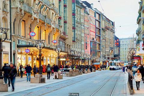 Student Life in Geneva