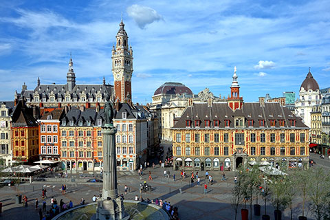 Student Life in Lille