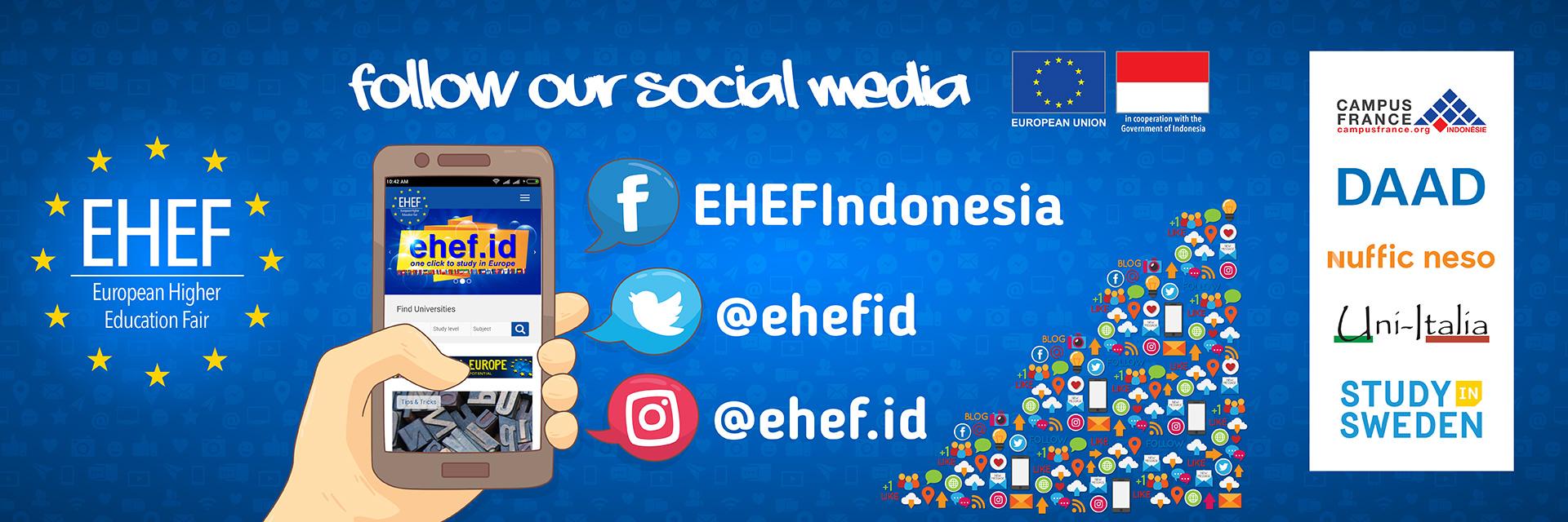 2018 EHEF SosMed